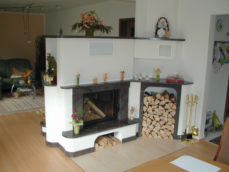kamine fliesen. Black Bedroom Furniture Sets. Home Design Ideas