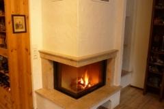 2012 - 6.1 Heizkamin mit Warmluft in andere Räume
