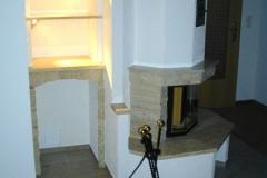 2003 - 1.2 ... mit Holzlege und Regal