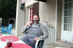 Südfrankreich - Pause